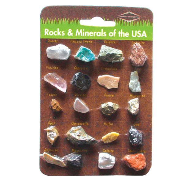 CC: Rocks of the USA