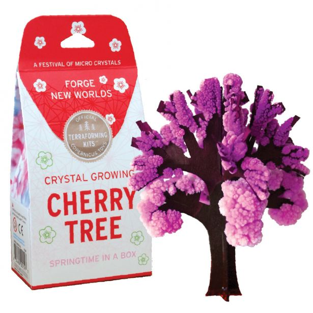 Crystal Growing Cherry Tree Copernicus Toys